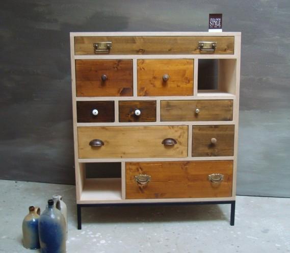 schubladen m bel im antikstil kreativliste. Black Bedroom Furniture Sets. Home Design Ideas