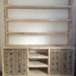design m bel wie sideboards tische b nke und lampen aus altem holz. Black Bedroom Furniture Sets. Home Design Ideas