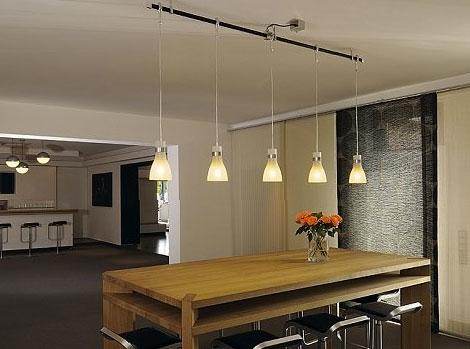 schienensysteme sorgen f r eine optimale individuelle raumbeleuchtung. Black Bedroom Furniture Sets. Home Design Ideas