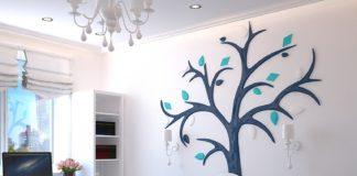 Ruhig gestaltet ist dieses Kinderzimmer mit zurückhaltenden Farben