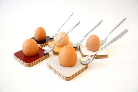 Originelle geschenkideen f r haushalt und k che wie ein for Eierbecher selber machen