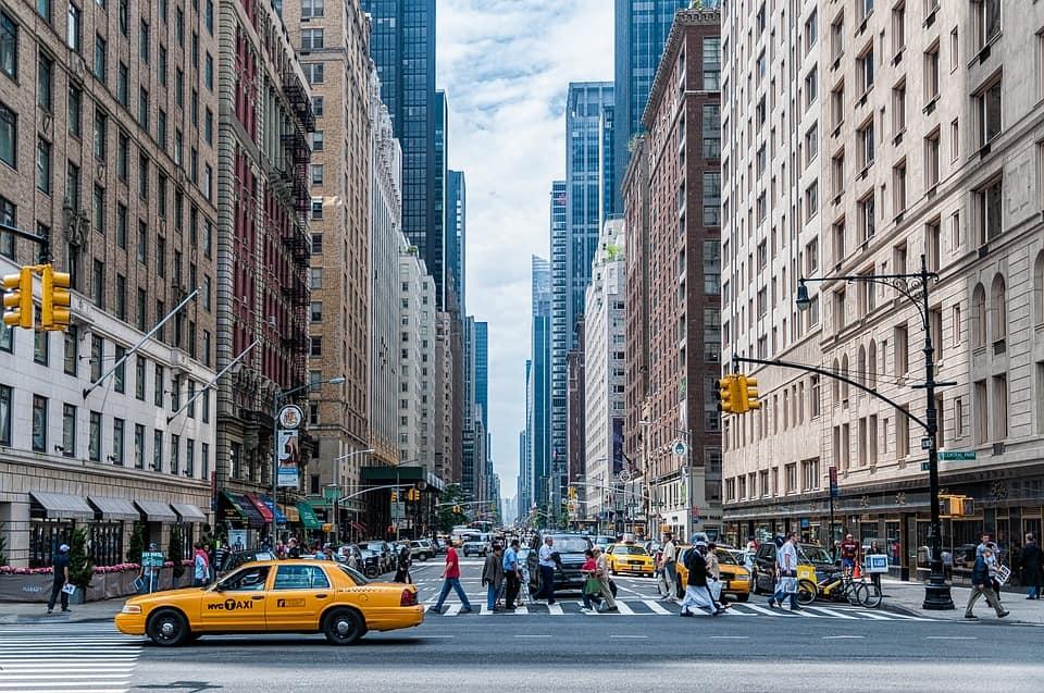 Unterwegs in New Yorks Straßen