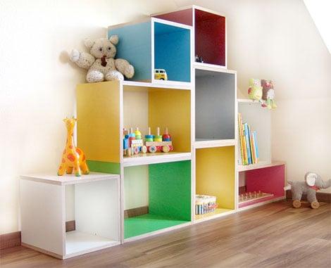 Möbel Kinderzimmer | Modulare Moebel Kinderzimmer Kreativliste