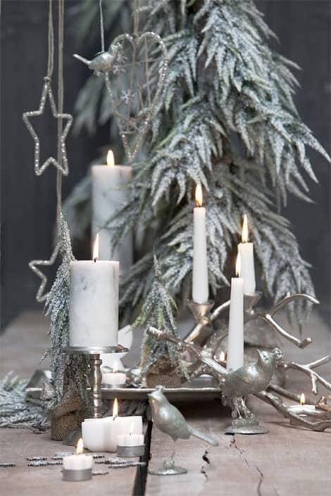 weihnachtlich dekorieren ideen f r tisch wand und raum. Black Bedroom Furniture Sets. Home Design Ideas