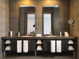 Ideen für ein mediterranes Bad mit Naturmaterialien und ...