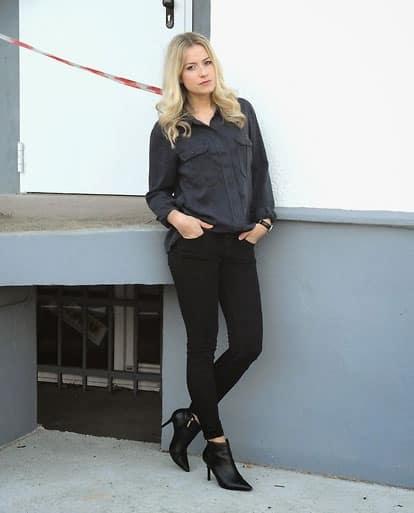 8ea81be38137ed jeans-stiefeletten - kreativLISTE