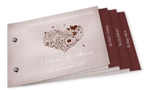 Hochzeitseinladung Online Drucken Kreativliste
