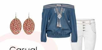 Outfit Inspirationen August 2017