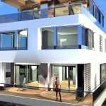Floating Houses sind perfekt für Wassersportfans