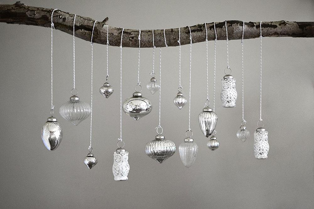 14 ideen f r die weihnachtsdekoration kreativliste. Black Bedroom Furniture Sets. Home Design Ideas