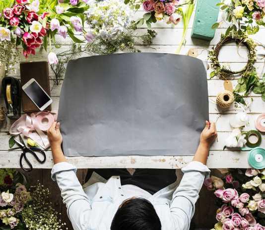 Mit dem Kreativsein selbststaendig machen