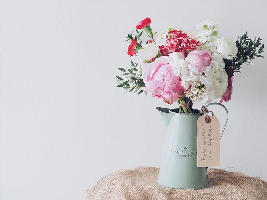 Mit diesen Tipps kannst Du Schnittblumen länger haltbar machen