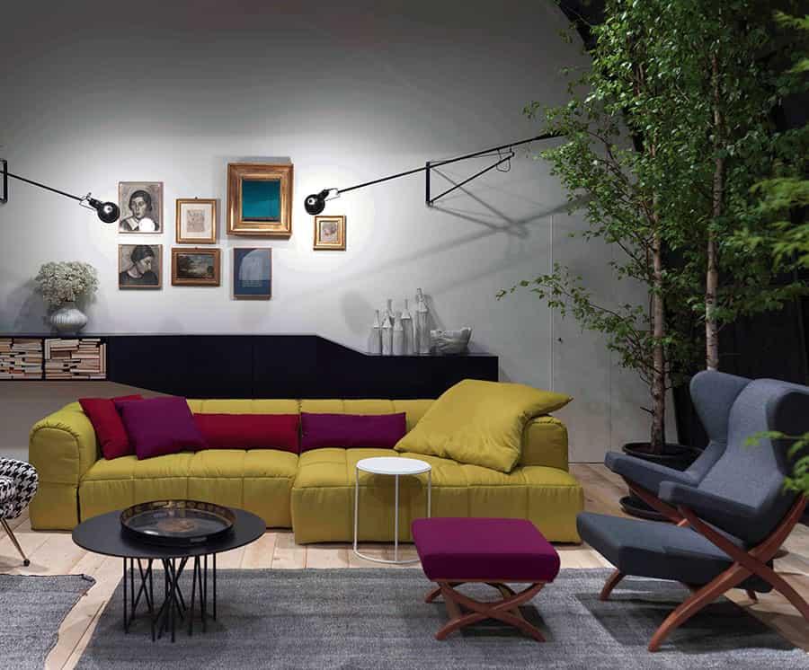 10 Sofatrends für moderne Wohnzimmer - kreativLISTE
