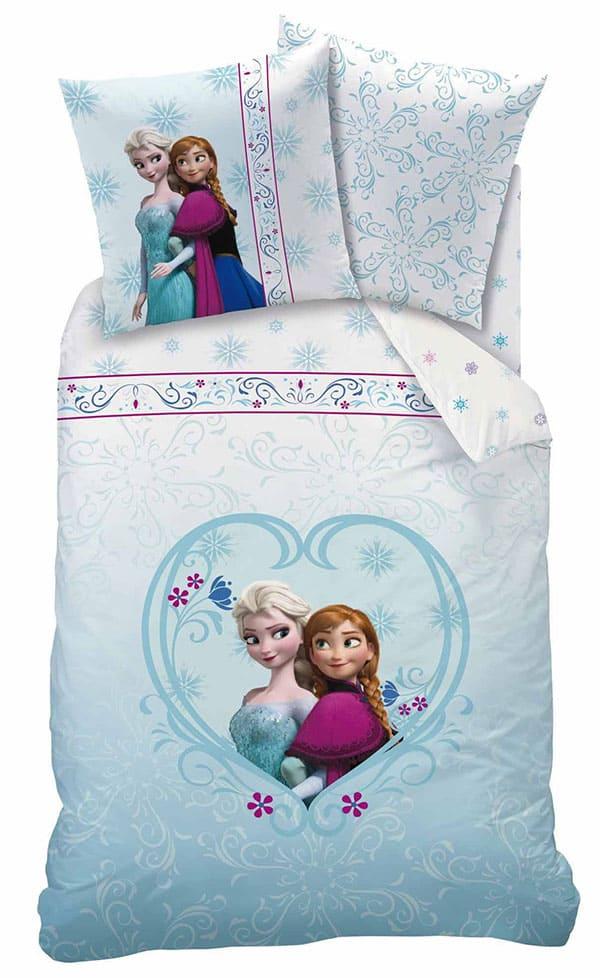 Bettwaesche von Disneys Eiskoenigin