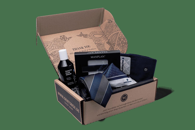Eine Abo-Box für Männer mit Stil