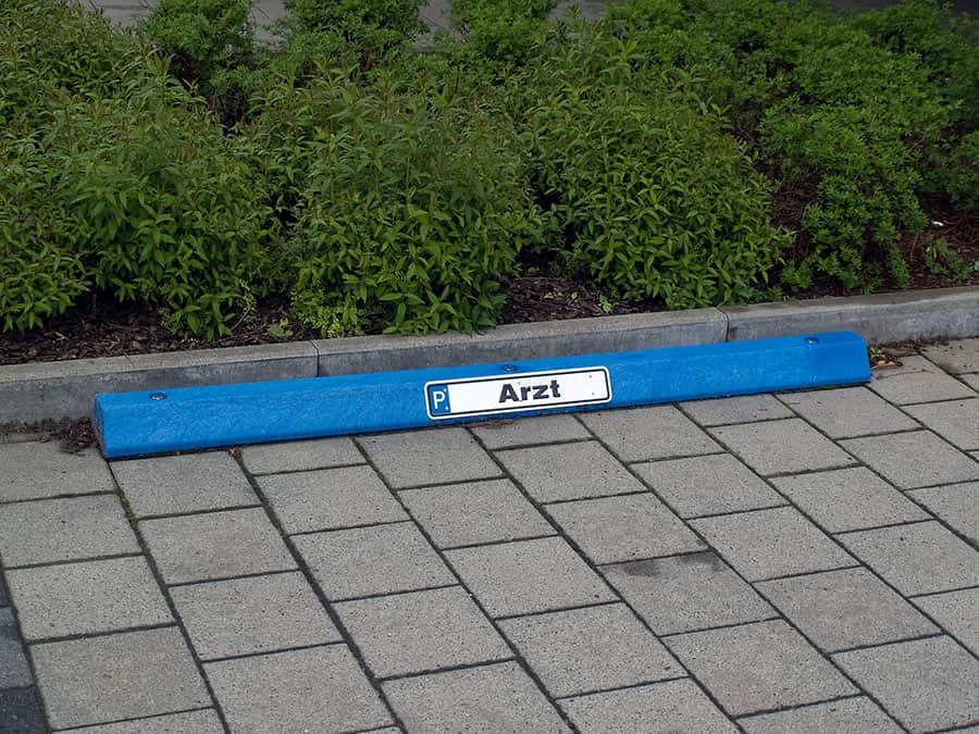 Wichtige Parkplätze konkret benennen