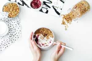 Gesund Ernährung gehört zu den Lifestyle Trends 2018