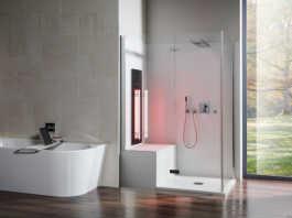 Infrarot lässt sich im Badezimmer nachrüsten