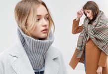 Modetrend XXL-Schal