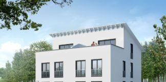 Ein Traum für viele Bauherren: die Dachterrasse
