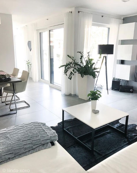 terrasse versch nern mit pflanzk beln aus fiberglas kreativliste. Black Bedroom Furniture Sets. Home Design Ideas