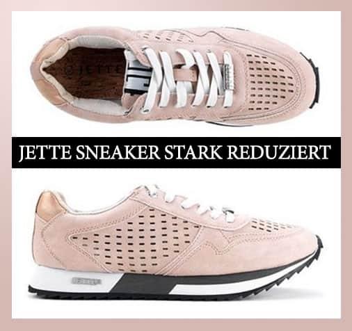 Jette Sneaker stark reduziert