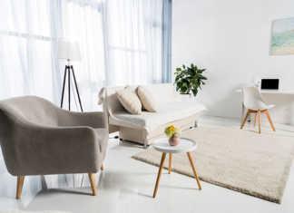Wohnzimmer mit Sesseln ausstatten