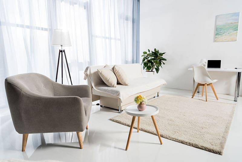 Sessel sind gute Alternativen zum Sofa
