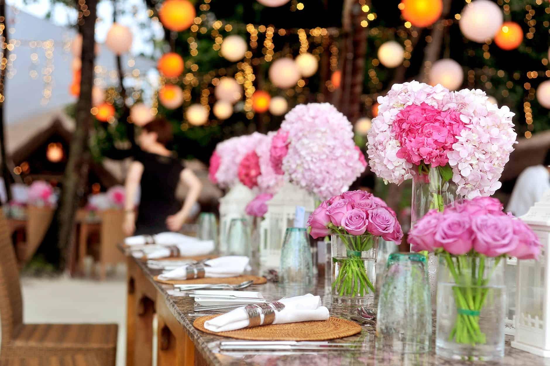 Viele Blumen haben eine bestimmte Bedeutung
