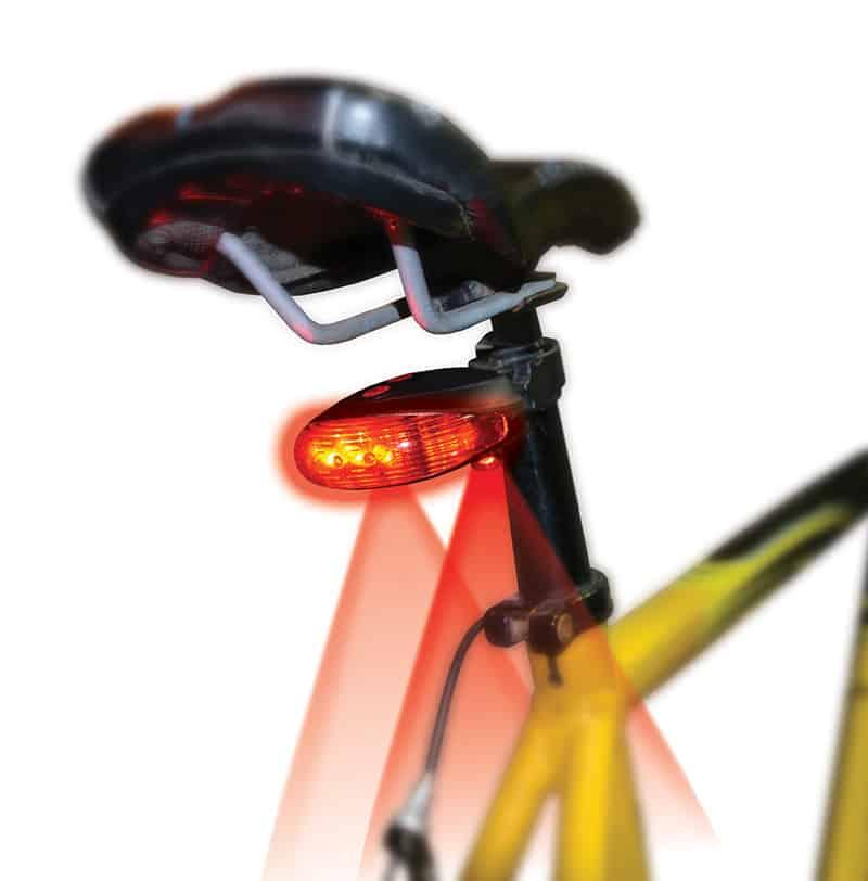 Laserlicht für das Fahrrad
