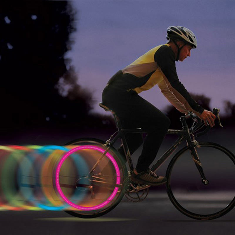 LED-Leuchten für die Räder