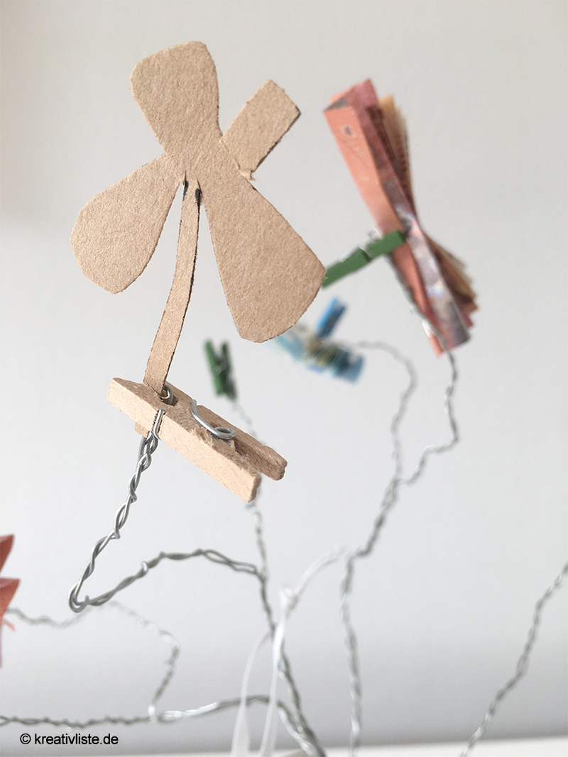 Geldgeschenk Mit Baum Und Kleeblatt Kreativliste