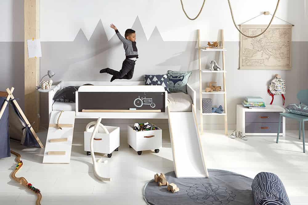Spielbetten für kinder mit stauraum und abenteuerfaktor kreativliste