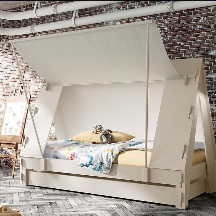 Zeltbett für Kinder