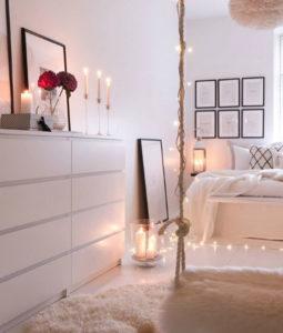 7 tipps f r ein gem tliches schlafzimmer kreativliste. Black Bedroom Furniture Sets. Home Design Ideas