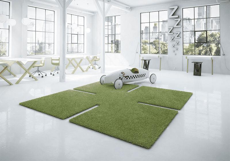 Teppiche mit Eigenart
