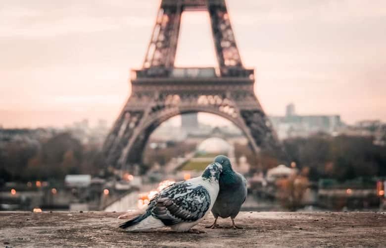 Romantischer Kurztrip nach Paris