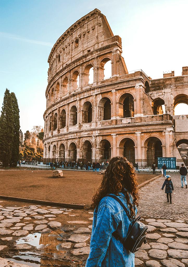 Kurzreisen nach Rom sind perfekt für Verliebte