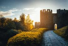 Überall in unseren Landschaften finden wir Zeugen des Mittelalters
