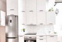 Singleküchen passen in die kleinsten Wohnungen
