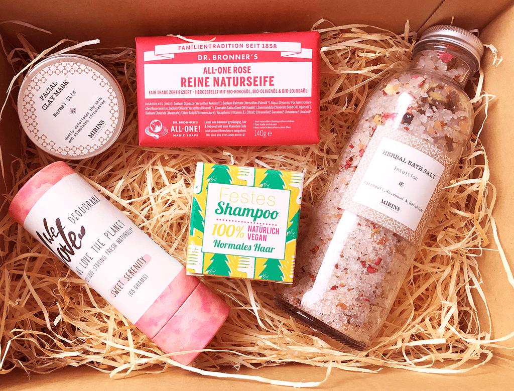 Plastikfreies Geschenk zum Muttertag