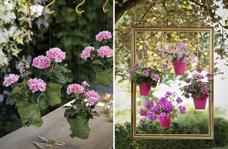 DIY Ideen mit Blumen
