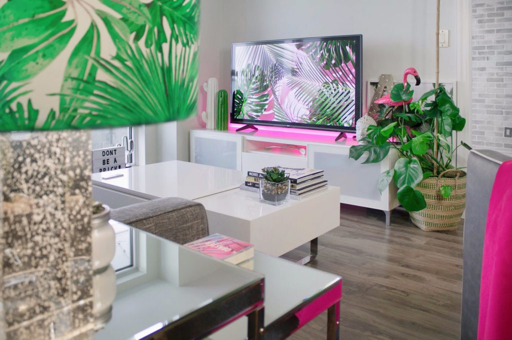 Licht und Unterhaltungselektronik werden im Smart Home von Weitem gesteuert
