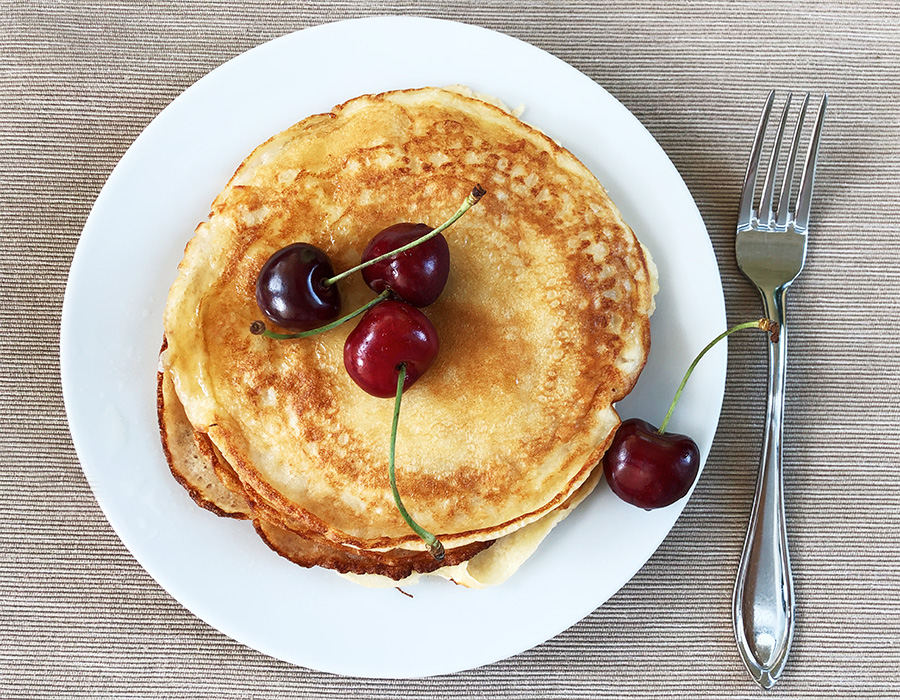 Rezept für Pancakes