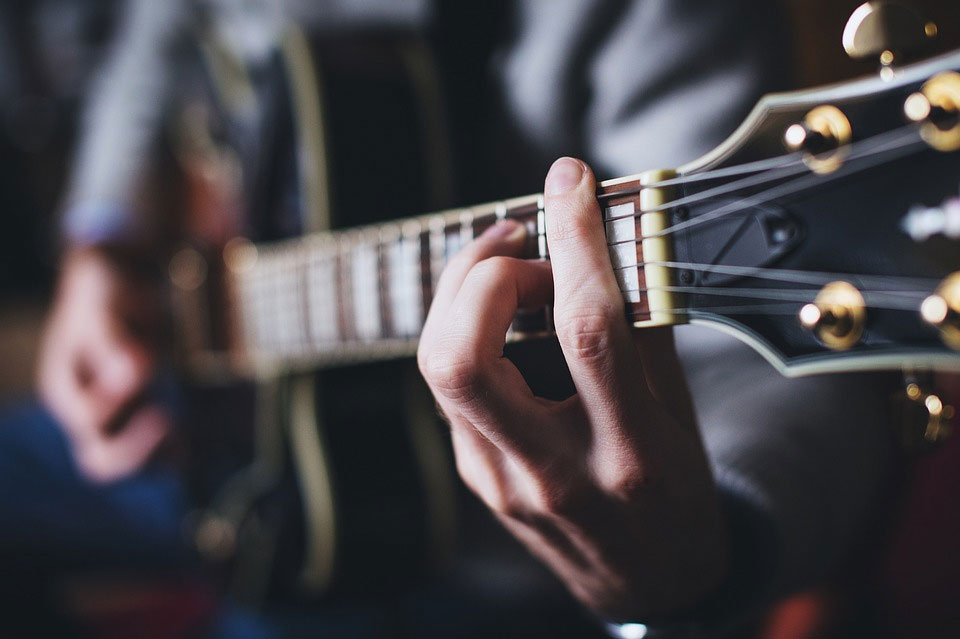 Das Musizieren ist ein beliebtes Hobby