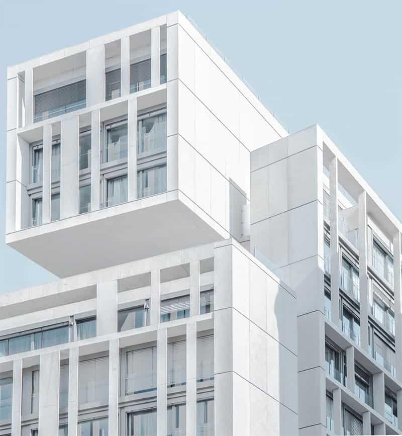 Das moderne Wohnen ist nicht günstig, aber beliebt