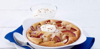 Zwetschgenkuchen Rezept mit Joghurt