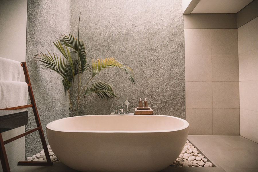 6 Ideen für ein modernes Badezimmer - kreativLISTE
